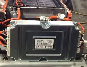 Electric Car Hybrid Battery Pack Lithium Polymer 270v 2011 Kia 37511 4r000 Lipo Hybrid Car Kia Electric Car