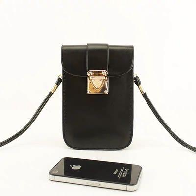 Damen Touchscreen Handytasche Geldbörse aus PU Leder
