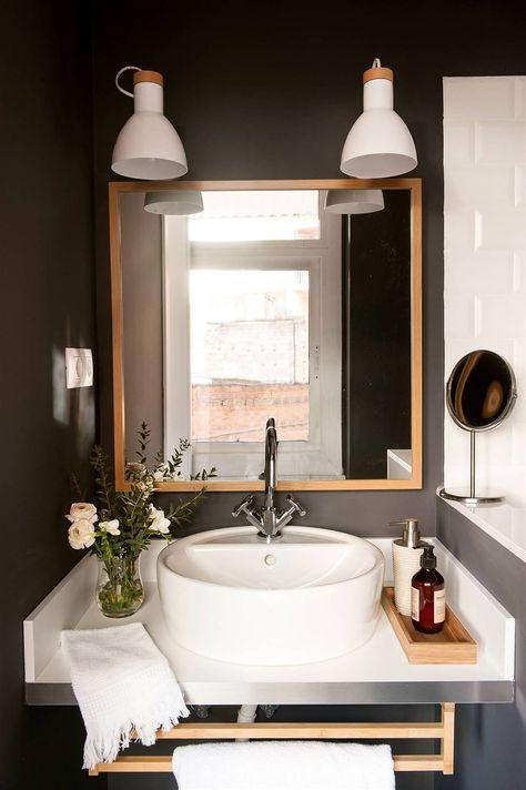 26 apliques de pared para el cuarto de baño | ideas para casa ...