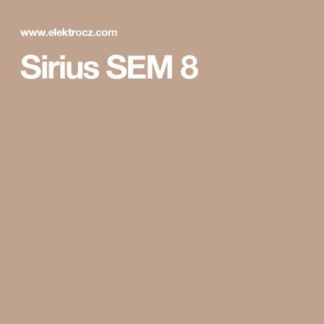 Sirius Sem 8 Sirius Kitchen Appliances