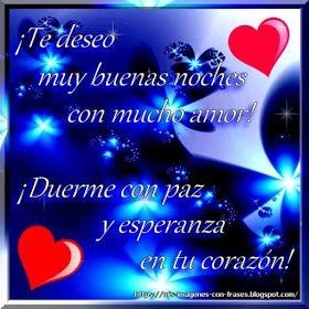 Buenas Noches Mi Amor Imagenes Y Frases Romanticas Buenas