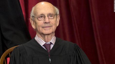 Liberals struggle with Breyer's refusal to retire   CNN Politics
