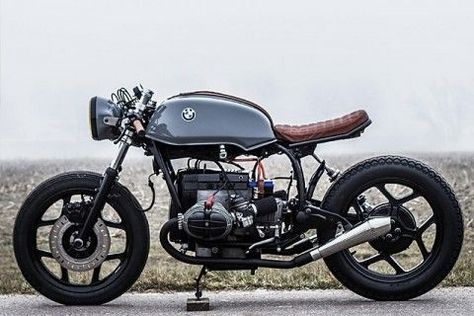 '86 BMW R80 – Ironwood Custom Motorcycles