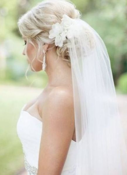 Super Wedding Hairstyles Updo With Veil Bridal Ideas In 2020 Veil Hairstyles Romantic Wedding Hair Bridal Hair Veil