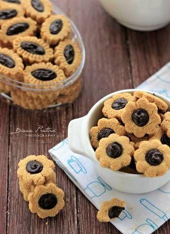 Resep Nastar Coklat Keto Oleh Diana Pratiwi Resep Nastar Resep Keto Makanan