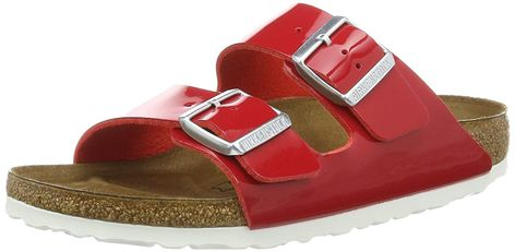 Birkenstock ARIZONA Ladies Dual Buckle Slip On Sandals