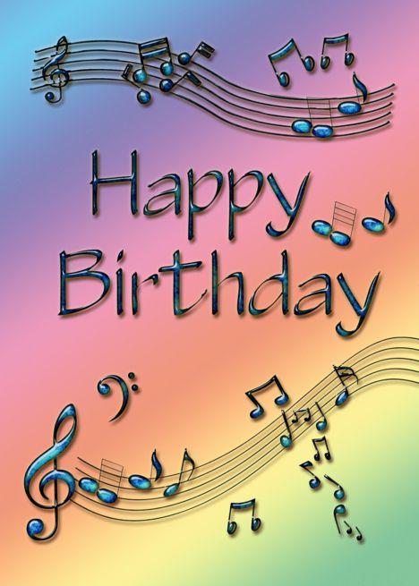 Musical Birthday Card Ad Affiliate Musical Birthday Card In 2021 Happy Birthday Messages Happy Birthday Art Happy 89th Birthday