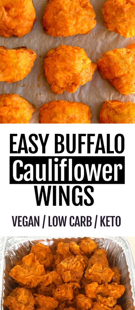 How to make crispy baked buffalo cauliflower wings, super healthy recipe that's . - How to make crispy baked buffalo cauliflower wings, super healthy recipe that's vegan and low car -