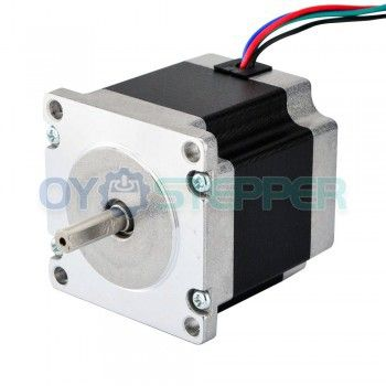 Buy Cheap Nema 23 Stepper Motor 23hs22 2804s Bipolar 1 8deg 1 26nm 178 4oz In 2 8a 2 5v 57x57x56mm 4 Wires Online With Best Price Stepper Motor Diy Cnc Steppers