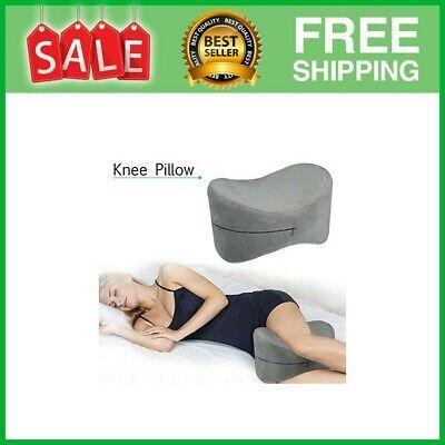 Knee Pillow Leg Pillow For Sleeping Cushion Support Between Side Sleepers Rest In 2020 Leg Pillow Knee Pillow Side Sleeper