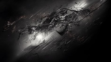 69+ Abstract Dark Wallpapers on WallpaperPlay