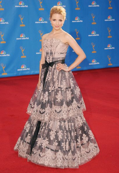 Dianna Agron 2010 - The Most Daring Emmy Dresses of All Time - Photos