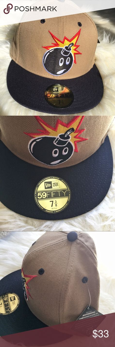 0948c95bbf0  RARE  The Hundreds Forever Adam New Era Hat Rare collection of The  Hundreds Forever Adam New Era Fitted Hat! - New with Tag - Size 7 3 8 -  Direct ...