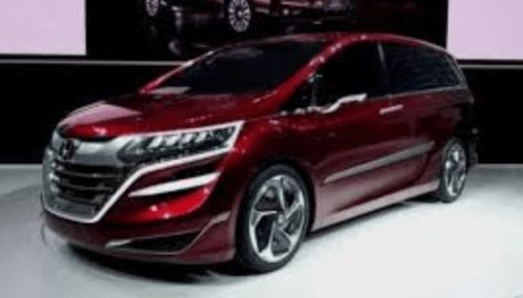 Honda Odyssey Future Models Redesign Automobile 2017 Is An Upgraded Minivan That A Fifth Era Lineup With Some Closeness From
