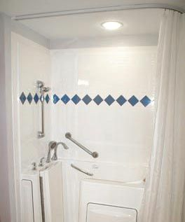 Trax Ceiling Mounted Shower Curtain Tracks Shower Curtain Track