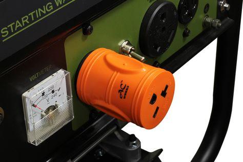 Ac Works Adl1430620 Nema L14 30p 30a 125 250v Locking Plug To