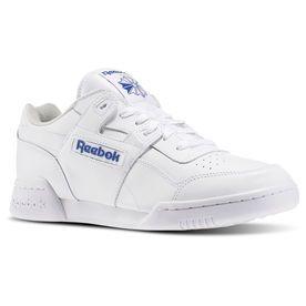 Classic Leather ATI 90s Shoes | White reebok, Reebok workout