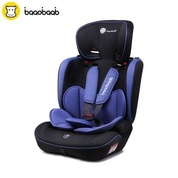 Baaobaab Ba05a 9 Month 12 Years Child Car Seat Forward Facing 9 36 Kg Group 1 2 3 Five Point Harness Baby Booster Safety Seats