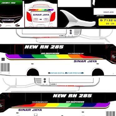 Download Livery Bussid Sinar Jaya Shd Jernih Terbaru Rainaid Bus Games Luxury Bus Bus