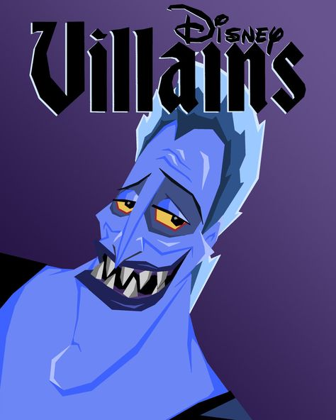 Disney Vector Villains: Hades by tjjwelch on DeviantArt