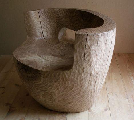 Salvaged Tree Stump Furniture By Denis Milovanov | Tree Stump Furniture, Tree  Stump And Woods