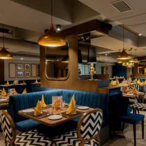 1944 Restaurant Interior Design Ahmedabad Restaurant Interior Design Restaurant Interior Apartment Design