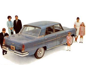 Aero Willys 2600 1967 68
