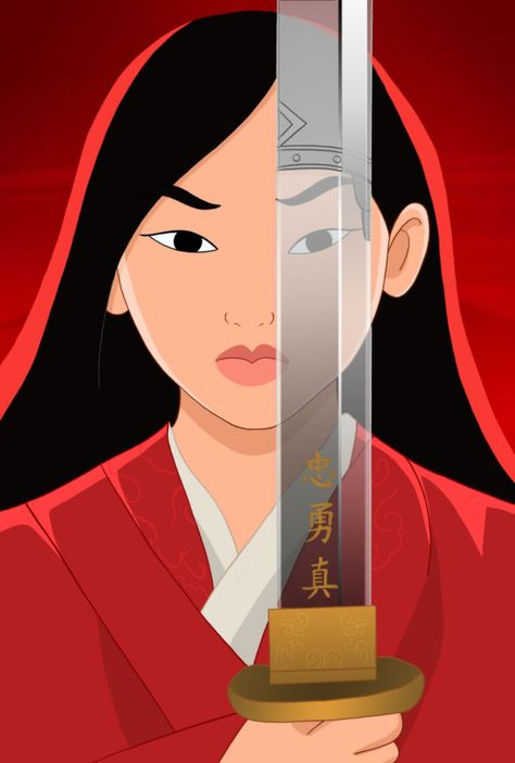 Loyal Brave True - Mulan by CaRlaStyle on DeviantArt