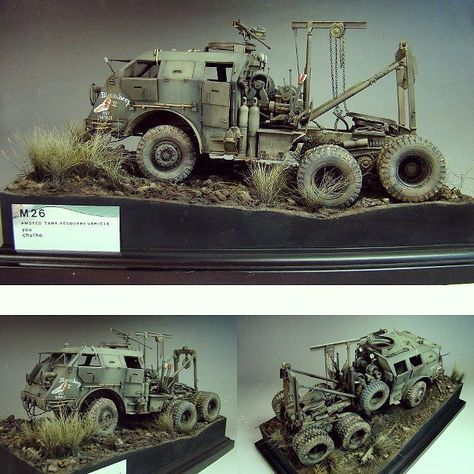 hobby M-26 Recovery Vehicle 1/35...