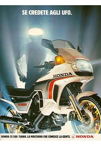 Honda CX 500 Turbo | Moto board | Vintage honda motorcycles