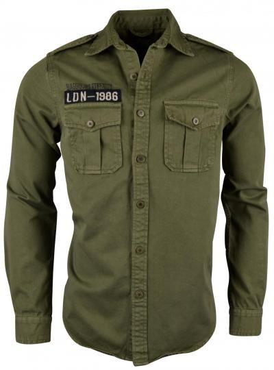 Overhemd Mintgroen.Biaggio Jeans Cylor Overhemd Groen Shirts En Bloeses