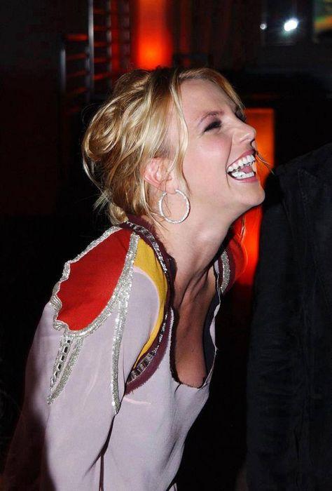 Britney - candids