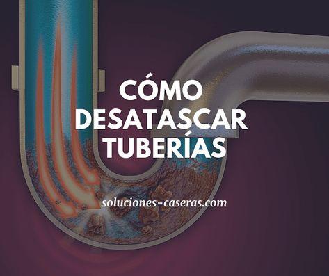 Explorar la colección de trucos para desatascar tuberias Muy útil y lleno de ideas - Cómo desatascar tuberías en 2020   Limpieza de colchones ...