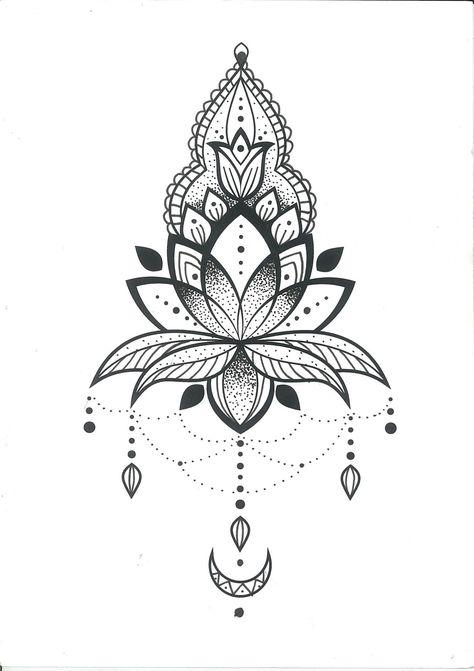 Flourish,zentangle