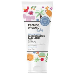 Promise Organic Baby Replenishing Coconut Butter Baby Lotion 6 Oz
