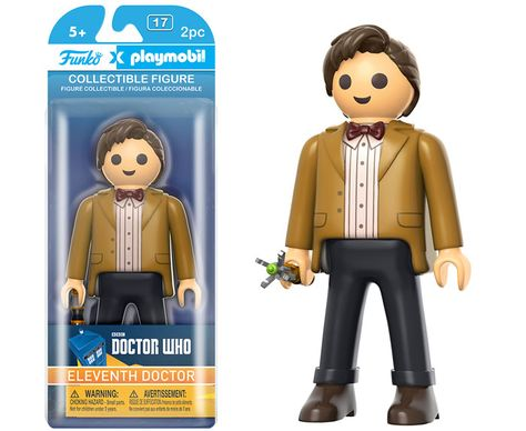 Doctor Who Figure Playmobil - 11th Doctor