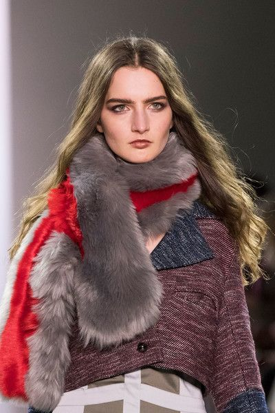 Vivienne Hu, Fall 2018 - The Most Dazzling Hair and Beauty Details From NYFW Fall 2018 - Photos