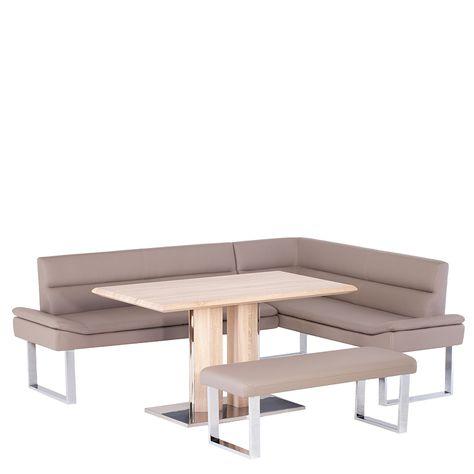 Elvia   Corner Bench LH, 120cm Bench \ Dining Table Benches   Esszimmer 1230