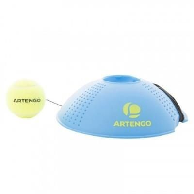 Quote Ball Is Back Quote Tennis Trainer Blue Decathlon Tennis Trainer Tennis Quotes