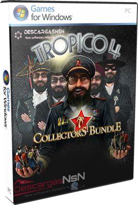 Tropico 4 Collectors Bundle Pc Game Multilenguaje Espanol Descargar Peliculas Juegos Pc Peliculas