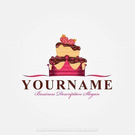 best cake logo design Free Logo Maker Online Royal Cake logo design – Cake logo design