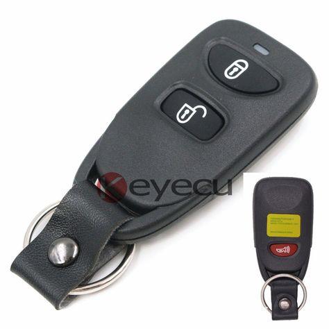 Transmitter Keyless Entry Remote Key Fob 433mhz 2b Panic For