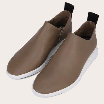 VIA SPIGA Marlow 3 Slip On Sneaker Clay