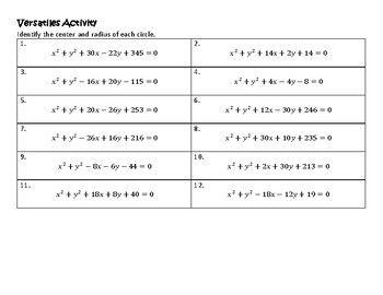 f1f9843f722b162c5129447274114aeb - How To Get The General Form Of A Circle