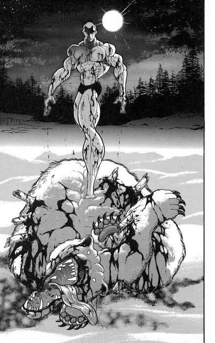 Pin On Baki The Grappler