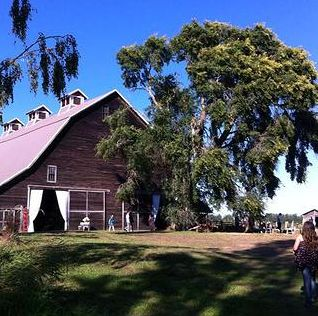 Eberle Farm In Sequim Washington Find This Pin And More On Barn Wedding Venues