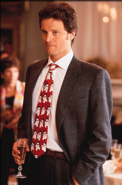 Colin Firth as Mark Darcy in Bridget Joness Diary (2001)
