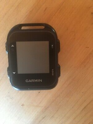 Ad(eBay) Garmin Approach G10 Handheld Golf GPS - Black