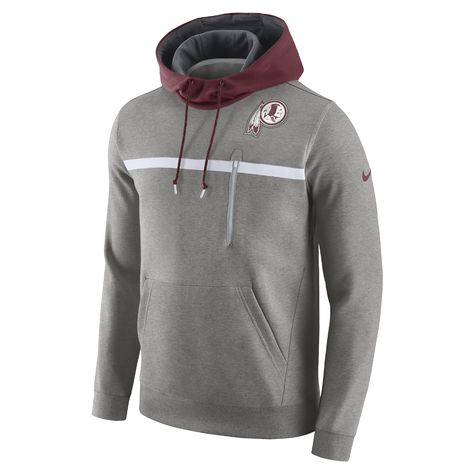 a065a1a3 Nike Championship Drive Pullover (NFL Redskins) Men's Hoodie Size ...
