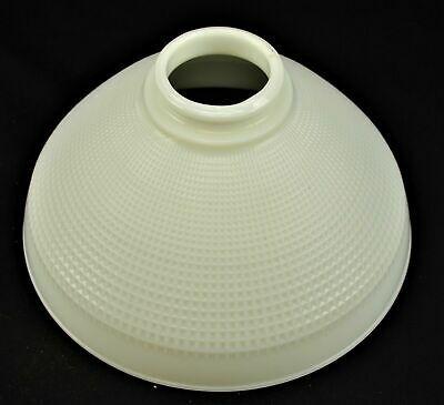 Ad Ebay Url Vintage Milk Glass Waffle Pattern Torchiere Diffuser Floor Lamp Fitter Shade 10 Floor Lamp Glass Diffuser Torchiere Lamp Shade